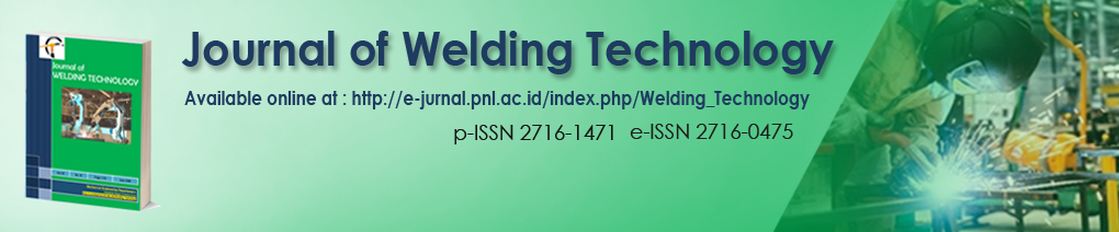 Journal of Welding Technology